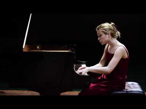 Giulia Rossini - Debussy étude n.9 Pour les notes répétées