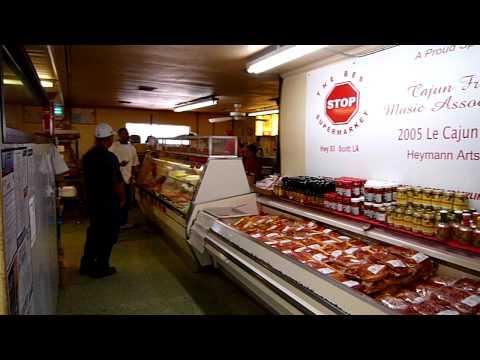 The Best Stop Supermarket, Scott, La.