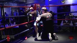 Ali Bros Promotions | X Plosive 5 Boxing | Carl McFarlane v Lee Hawkes