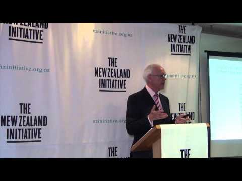 Initiative at Home with Sir Roderick Deane