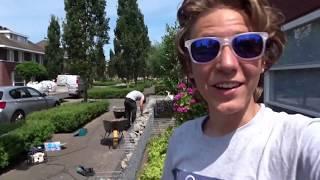 TEIMEN VLOGT VOOR DROOMREIS #4 | Hoe verdien je geld met een vakantiebaantje?
