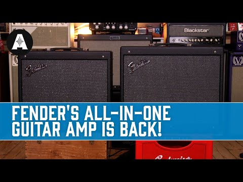 NEW Fender Mustang GTX | An All-In-One Modelling Guitar Amp To Challenge Them All!
