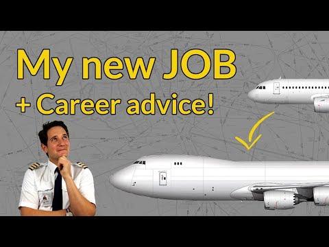 MY new JOB + CAREER Advice by CAPTAIN JOE