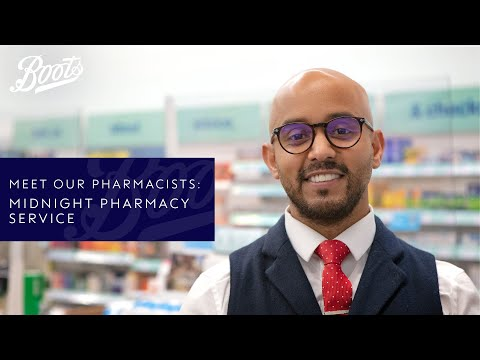 Meet our Pharmacists | Midnight pharmacy service | Boots UK
