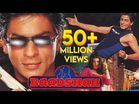 Baadshah (1999) Full Movie | Shahrukh Khan, Twinkle Khanna, Deepshikha, Amrish Puri