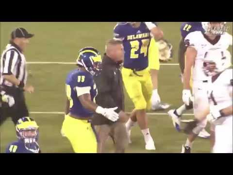 Football Vs. Lafayette Highlights (9/12/15)