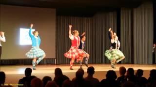 Piccobelli und School of Highland Dancing Basel 2016: Whisky Soda