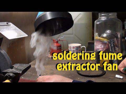 Build A Solder Fume Extractor Doovi