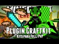 Plugin CraftKit - Kits para Full/PvP Minecraft