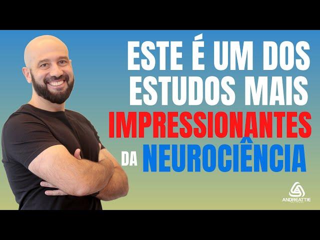 Um dos estudos mais impressionantes da Neurociência - História de T.N.