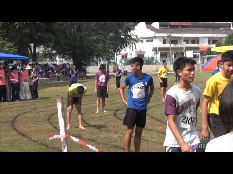 Sports Day Of Kwang Hua, Klang 2014     400 metres P3L3P2L2P1L1