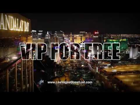 FREE VIP Guest List to All the hottest clubs in vegas