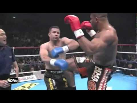 Alistair Overeem K-1 2010 knockout highlights