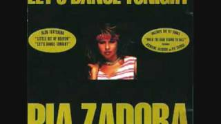 "Pia Zadora - ""The Clapping Song"" 1984"