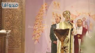 بالفيديو : البابا تواضروس : كلمة كريسماس هي لغة مصرية قبطية خالصة