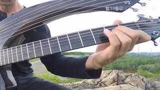 Baixar Heart Shaped Box - Harp Guitar Cover