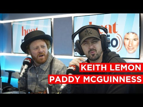 Keith Lemon and Paddy McGuinness play the Brag off!