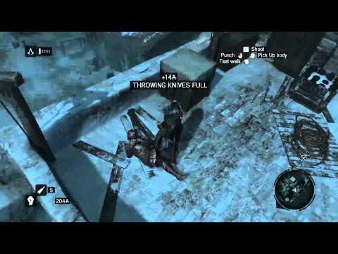Irysheman Plays Assassin's Creed: Revelations - TWO - I KEEL U 1080p HD