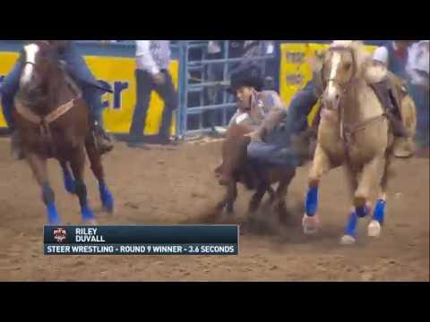 2016 Wrangler NFR Round 9 Highlights