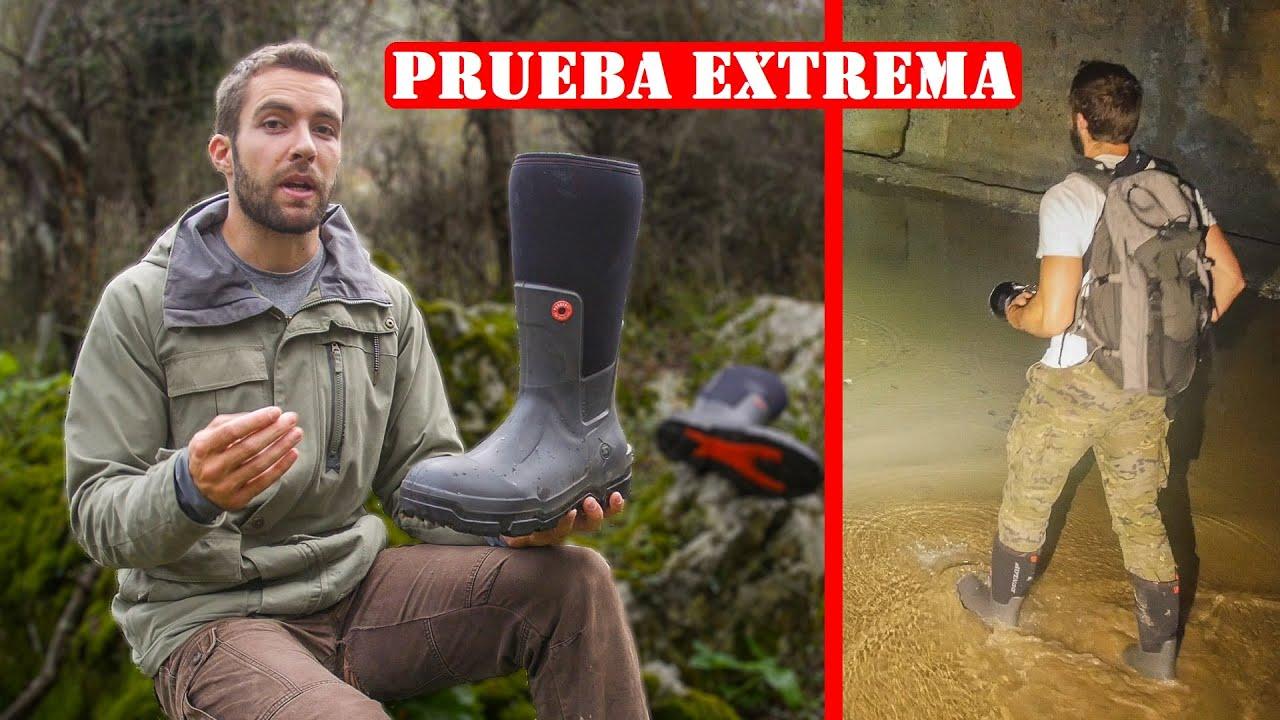 Probamos Estas Botas Al Extremo - Dunlop Snug Boot Pioneer