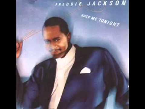 Freddie Jackson -Love Is Just A Touch Away - JamilSR