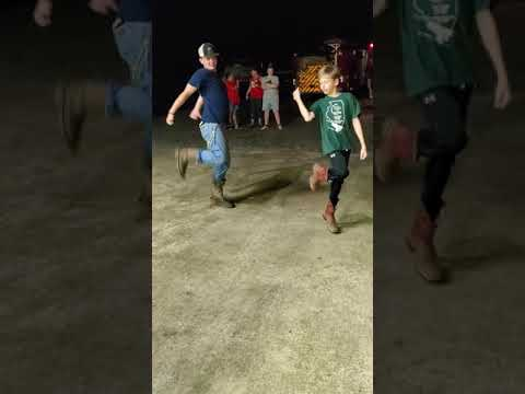 Old Town Road Dancing  With Mason  Ramsey