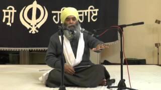 Gurbani Veechar - Bhai Paramjit Singh Ji - 1 April 2016
