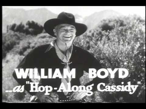 HOP-ALONG CASSIDY -  1935