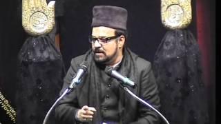 Maulana Abid Bilgrami - Majlis1 - Ashra Zainabiya 1436 -