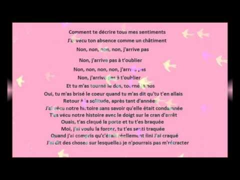 Lartiste - J'arrive pas feat Lefa (Paroles)