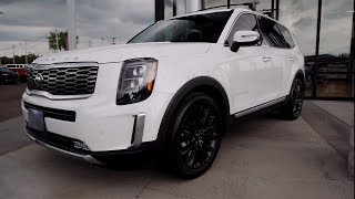 The 2020 Kia Telluride Is a FEATURE Packed Family SUV At a Bargain Price