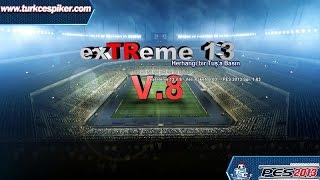 Pes 2013 e  Extreme 13 Kurma Spor Toto Süperlig Ptt  lig Hakemler Vb