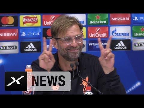 Jürgen Klopp: Wir alle wollten weiter   FC Liverpool - TSG 1899 Hoffenheim 4:2   Champions League