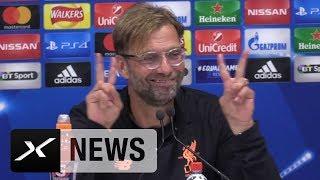 Jürgen Klopp: Wir alle wollten weiter | FC Liverpool - TSG 1899 Hoffenheim 4:2 | Champions League