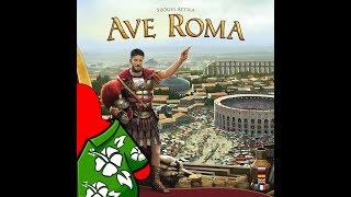 Ave Roma - Flusso di gioco