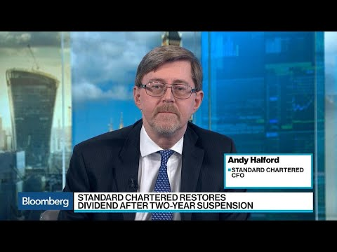 Standard Chartered CFO On Market Volatility, China