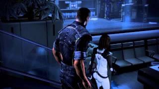 Mass Effect 3 первая встреча с Мирандой