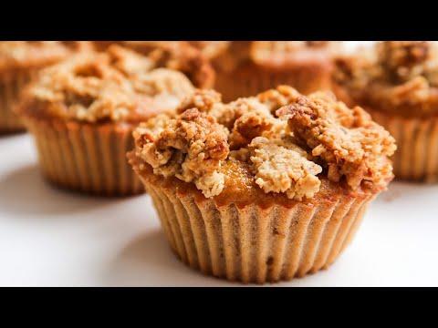 Oatmeal Apple Muffin Recipe | Healthy Breakfast Oatmeal Muffins