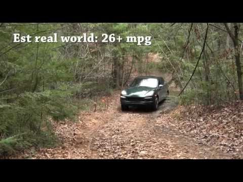 Porsche Cayenne diesel review, real world mpg results (TDI engine)