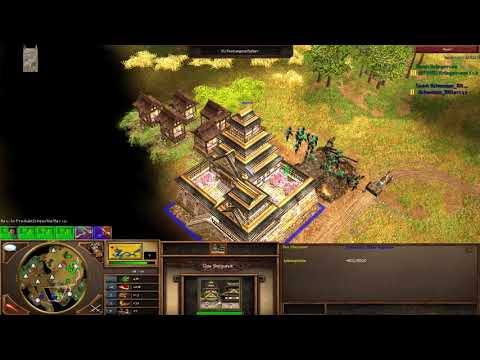 Age of Empires 3 Premiere // Ich als Chinese vs. Japaner 1vs1