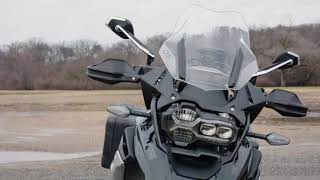 2021 BMW R1250 GS Triple Black