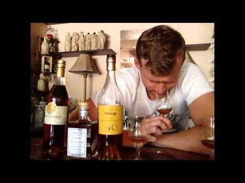 Cognac Armagnac and Brandy