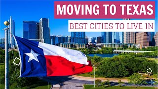 Thinking about moving or relocating to texas? this is the best video discussing top texas cities live, work and play.🚨 subscribe channel here...