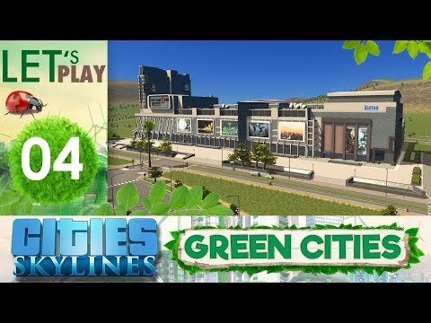 Banlieue Industrielle - Ep.4 Cities Skylines : Green Cities
