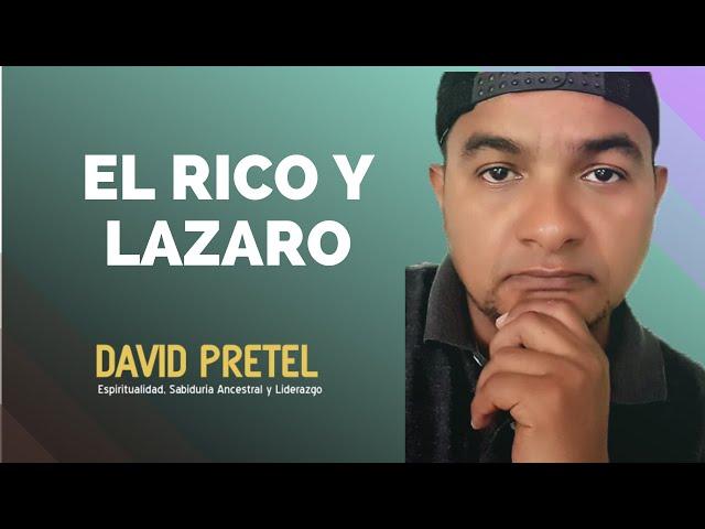 El Rico y Lázaro: Parábola