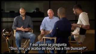 Especial San Antonio Spurs // SUBTITULADO (Parte 3)