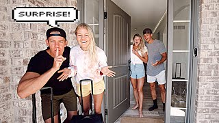 SURPRISING JATIE VLOGS AT THEIR NEW HOUSE!