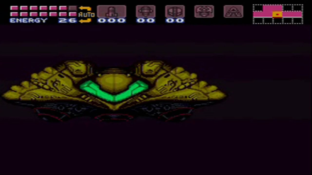 Super Metroid (Justin Bailey sprite hack) 100% Playthrough - Finale