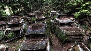 70 सालो से लगा हुआ है ये जाम लावारिस जगह Most Abandoned Places And technologies In The World