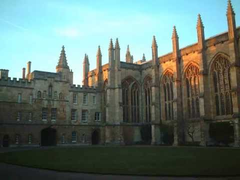 Lux Aeterna (Edward Elgar) - New College Oxford